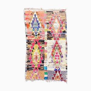 Berber Boucherouite Teppich von 95 x 170 cm
