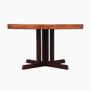 Tisch aus Palisander von Johannes Andersen für Hans Bech, Dänemark, 1970er