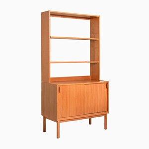 Scandinavian Teak Shelf from Bodafors, 1960s