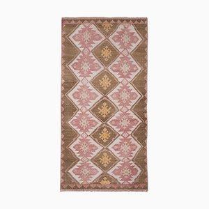 Vintage Turkish Karapinar Rug