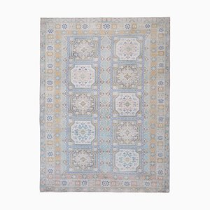 Vintage Naher Osten Teppich mit Satter Umrandung