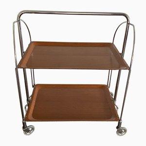 Folding Bar Cart from Gerlinol