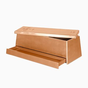 Copper Toy Box from Covet Paris