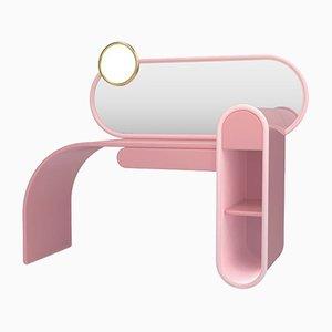 Bubble Gum Dressing Table from Covet Paris