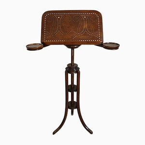 Art Nouveau Bentwood Music Stand by Thonet, 1900s