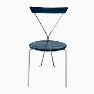 Chaise Design Mid-Century Moderne, Italie, 1970s