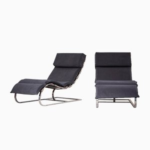 Deck Chair by Kelly Hoppen for Halo, Set of 2