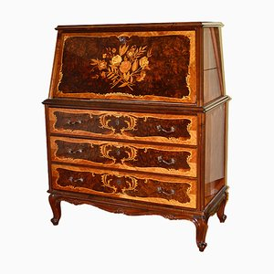 Lady's Secretaire in the Baroque Style