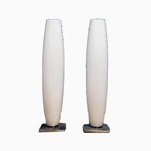 Floor Lamps from Bilka, Set of 2