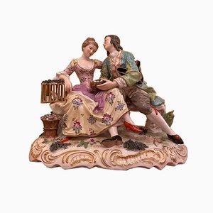 Italian Group of Figurines by Richard Ginori, 1900s