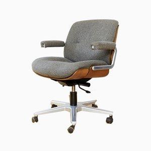 Swivel Chair by Prof. Karl Dittert for Stoll Giroflex, 1970s