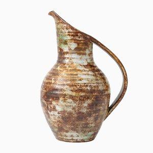 Französischer Vintage Keramikkrug von Alexandre Kostanda, 1960er