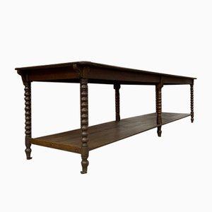 Großer Schneidertisch, Frühes 20. Jahrhundert