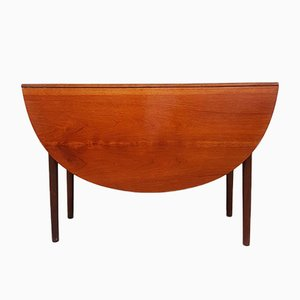 Mid-Century Teak Extending Drop Leaf Dining Table from G-Plan