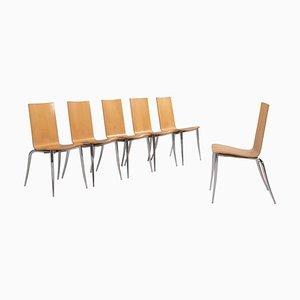 Chaises Philippe Starck pour Driade Olly Tango, Set de 6