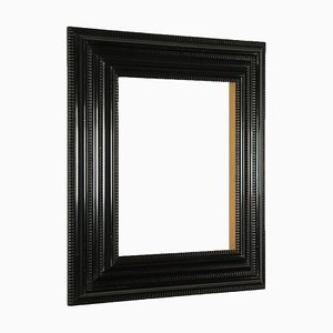 Guilloche Frame in Baroque Style