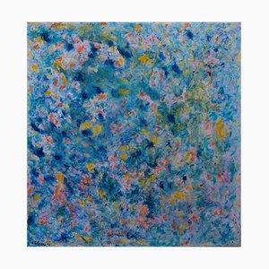 Giorgio Lo Fermo, Post Impressionismus, Öl auf Leinwand, 1993