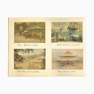 Unknown, Ancient Views of Kyoto, Albumen Druck, 1899-1900