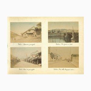Unknown, Ancient Views of Tokyo, Album Prints, 1880s-1890s