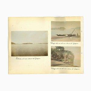 Imprimés Album, Japon, 1920s-1890s, Set de 4
