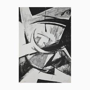 Armando Pizzinato, The Route, Lithographie, 1970er