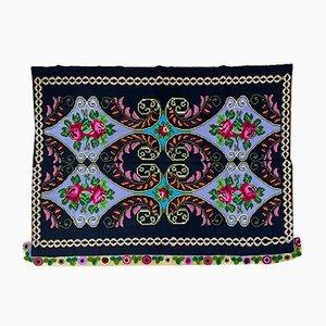 Floral Handmade Vintage Bedspread