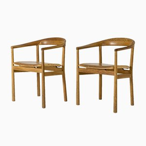 Tokyo Armchairs by Carl-Axel Acking, Set of 2