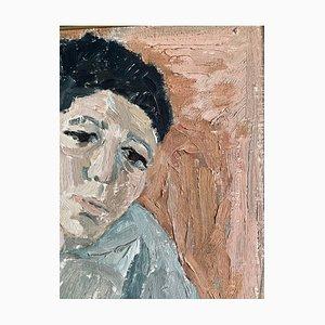 Oil on Canvas, Portrait