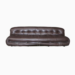 Vintage Soriana Sofa by Afra & Tobia Scarpa for Cassina