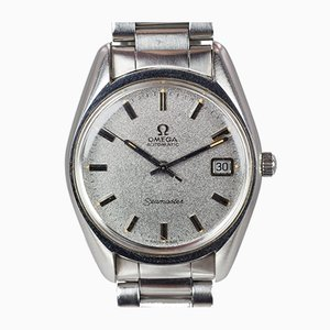 Vintage Omega Seamaster Automatic Steel Watch, 1960s