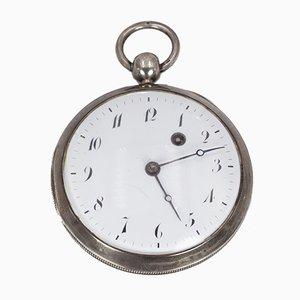 Silver Pocket Watch, 1831