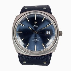Vintage 7 Automatic Wrist Watch in Steel from Tissot, 1970s