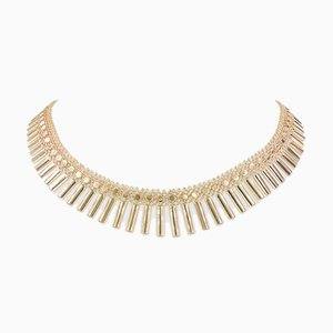 Vintage Necklace in 18k Yellow Gold, 1940s
