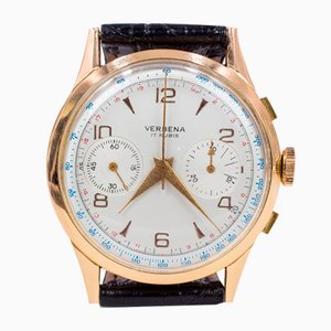 18k Gold Chronograph from Verbena, 1960s