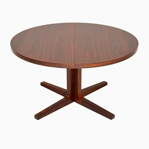 Danish Extendable Dining Table from Dyrlund, 1960s