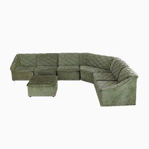 Xl Vintage Elemental Sofa, Set of 7