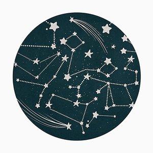Stellar Round Teppich von Covet Paris