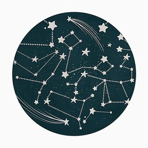 Tappeto Stellar rotondo di Covet Paris