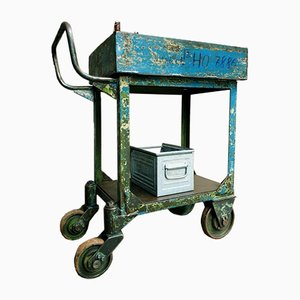 Industrial Trolley, Garden Table and BBQ Furniture