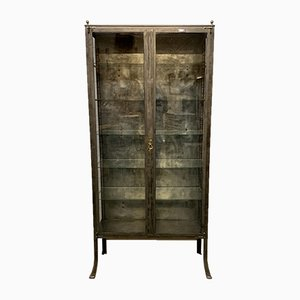Medical Showcase Cabinet, 1930s