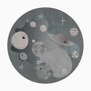 Planet Party Round Rug from Covet Paris
