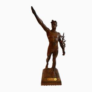 Statue von A. Ravon