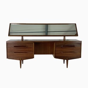 British Teak Dressing Table from White and Newton, 1960s