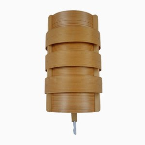 Swedish Wooden Sconce by Hans Agne Jakobsson