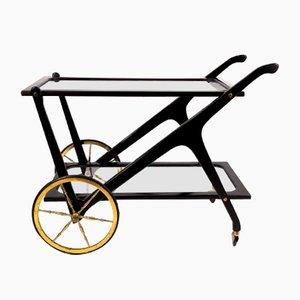 Mid-Century Bar Cart by Ico & Luisa Parisi for De Baggis, 1950