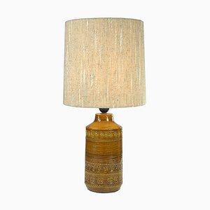 Lampe de Bureau en Céramique de Bitossi, 1960s