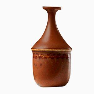 Vase by Stig Lindberg for Gustavsberg, Sweden, 1950s