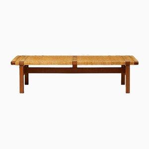 Tavolino o panca modello 5272 di Børge Mogensen per Fredericia Furniture, Danimarca, anni '50