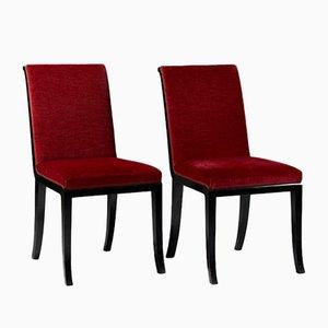 Chairs by Alvar Andersson for Hyresgästernas Möbelaffär, Sweden, 1920s, Set of 2