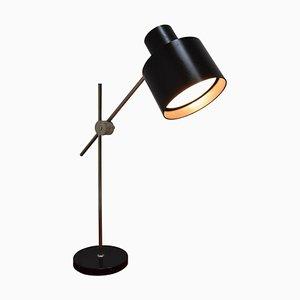 Industrial Adjustable Desk Lamp by Jan Suchan for Elektrosvit, 1960s